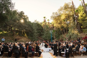Ferial + Moe's Wedding at Rancho Las Lomas in Silverado.